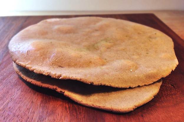 Indian Rotis - Gluten Free Flat Bread OMS Recipe